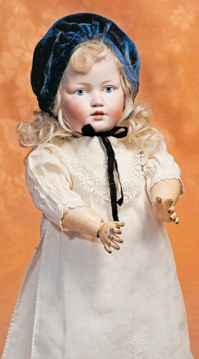 BEAUTIFUL KESTNER CHARACTER DOLL MOLD 179