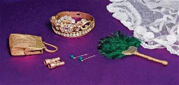 127: DOLL ACCESSORY GROUP