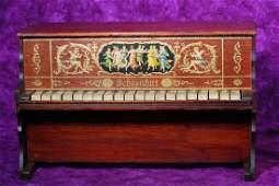 SCHOENHUT UPRIGHT PIANO.