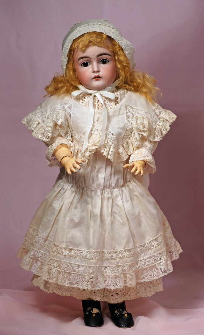 GERMAN BISQUE DOLL BY KESTNER
