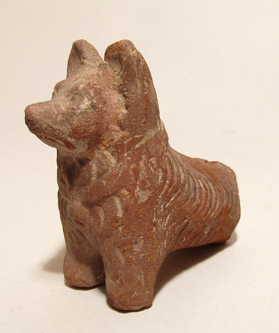 A Roman ceramic figure of the Sothic dog, Egypt - 2