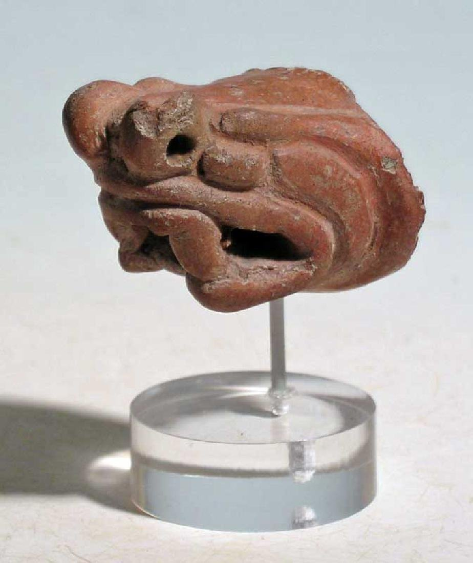 An unusual head fragment from Costa Rica - 2