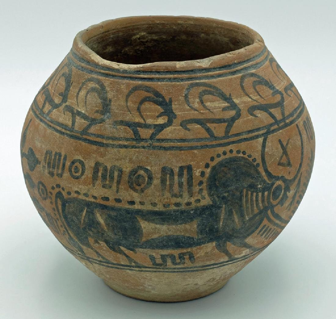 Harappan vessel from the northern Indus Valley
