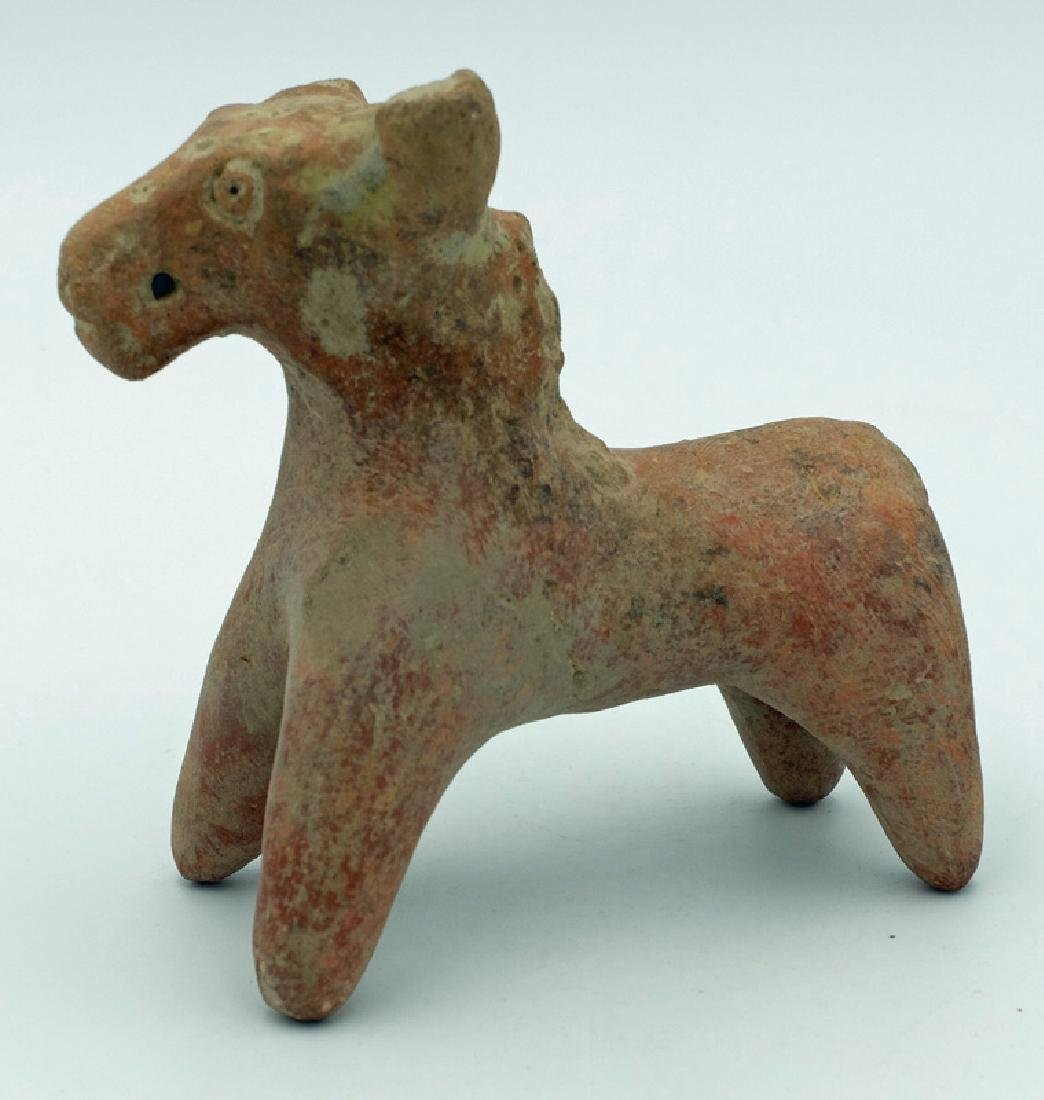 An Indus Valley clay bull - 3