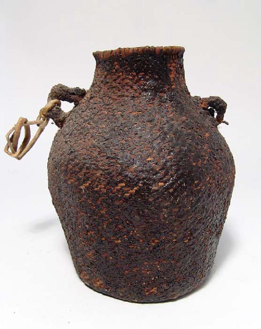 A choice Apache water basket