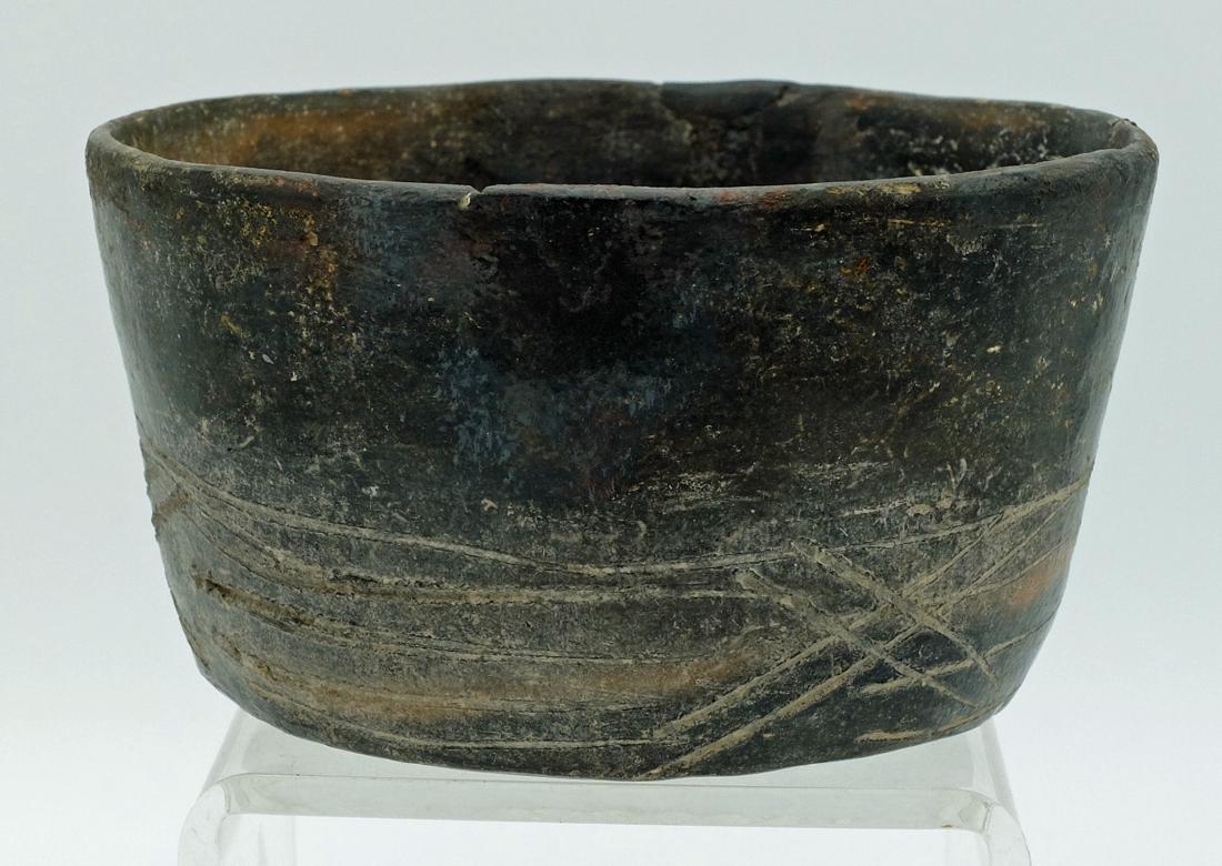 A rare Olmec bowl from Mexico