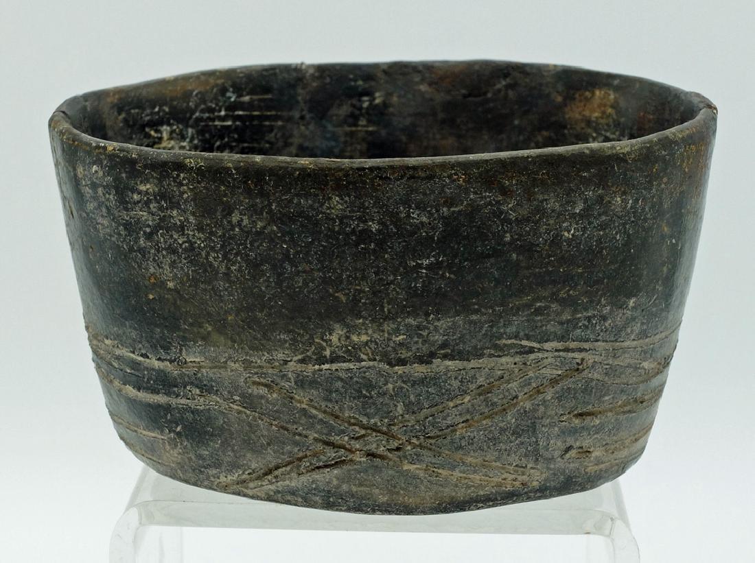 A rare Olmec bowl from Mexico - 2