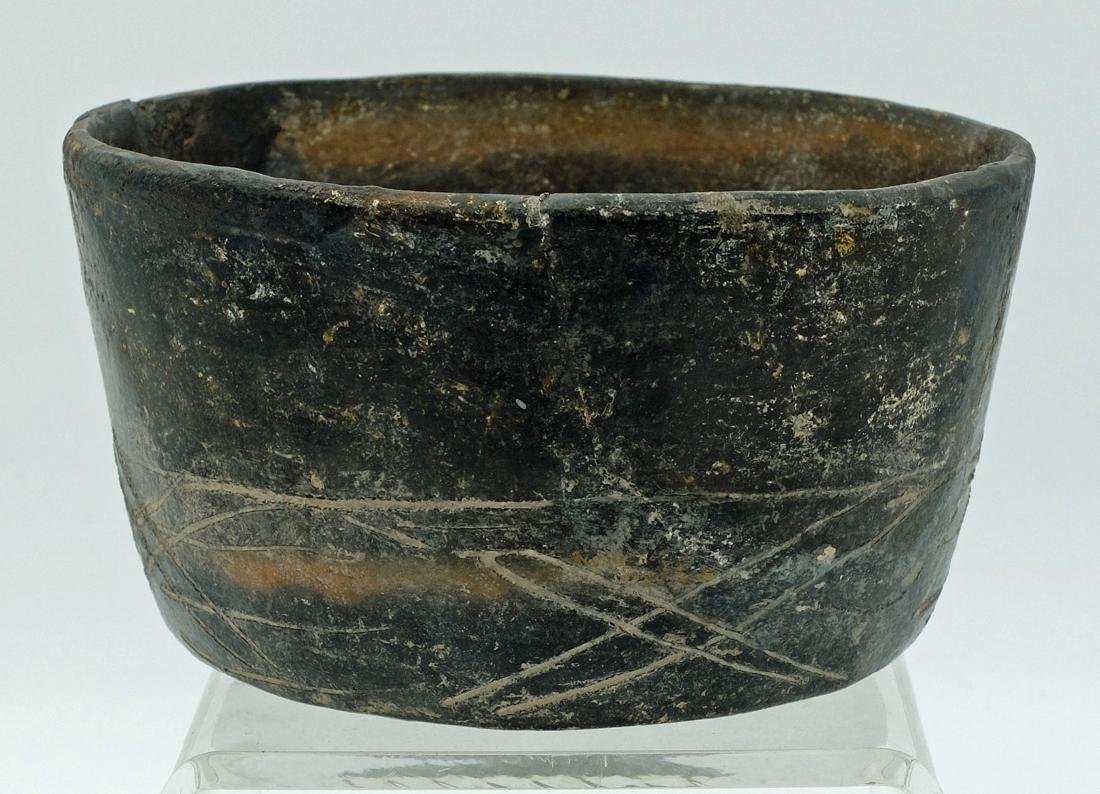 A rare Olmec bowl from Mexico - 3
