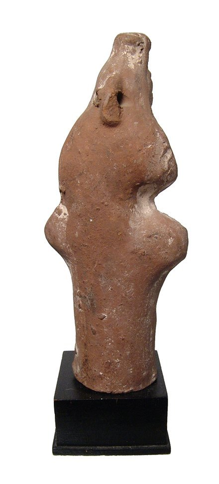A fabulous Romano-Egyptian terracotta figure of Priapus - 4