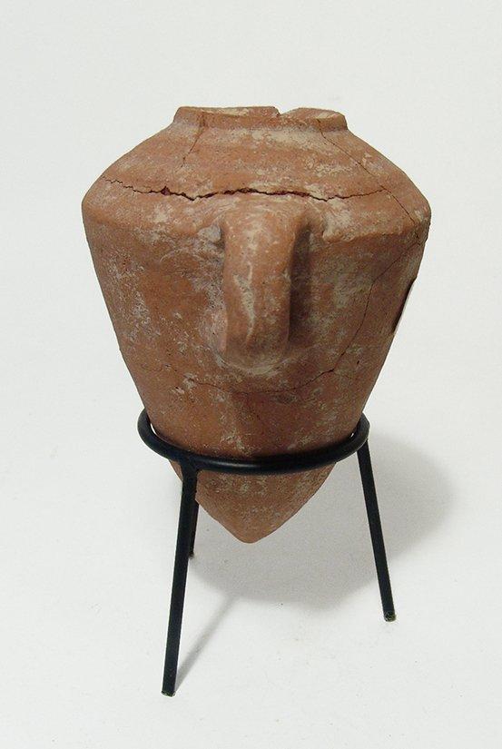 An Iron Age ceramic amphora, Holy Land - 2