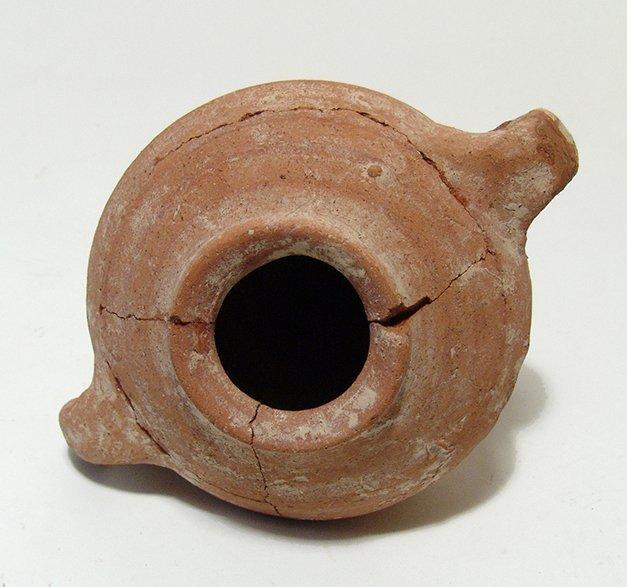 An Iron Age ceramic amphora, Holy Land - 3
