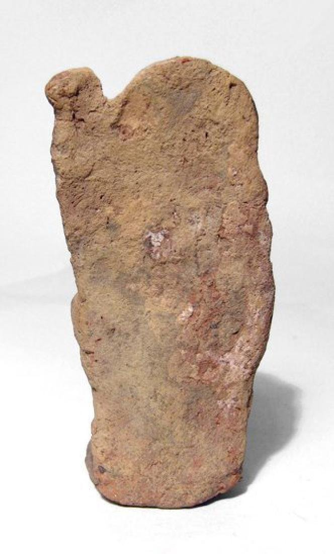 Egyptian ceramic figure of ithyphallic - 4