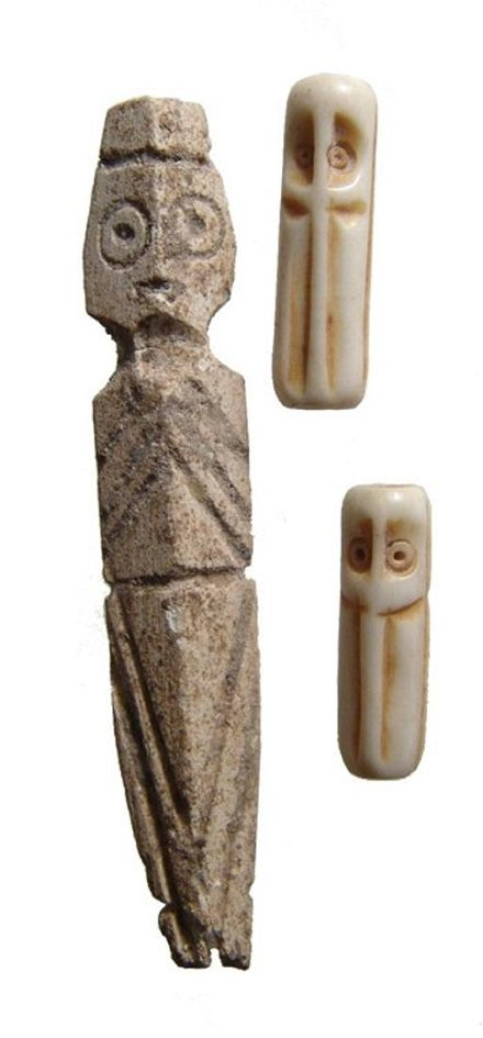 A Coptic Carved Bone Doll Roman Egypt Nov 30 2017 Ancient Resource Auctions In Ca
