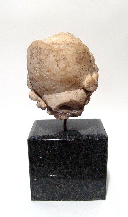 A beautiful Roman marble head of an enraptured Venus - 5