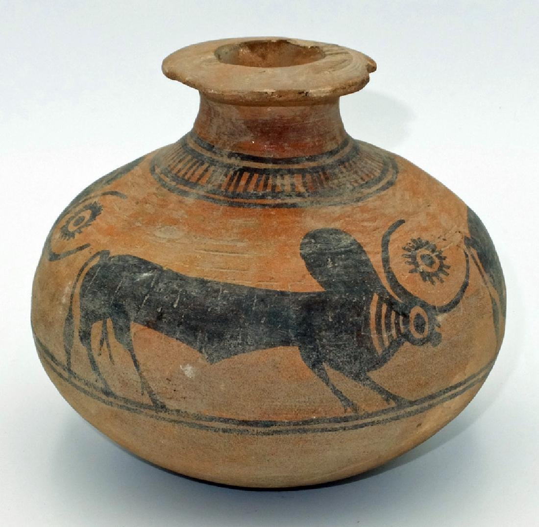 Wonderful Harappan vessel from the northern Indus