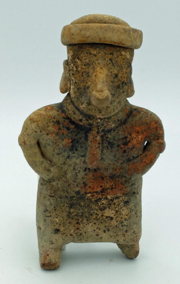 A fine Nayarit Ixtlan del Rio figure, West Mexico