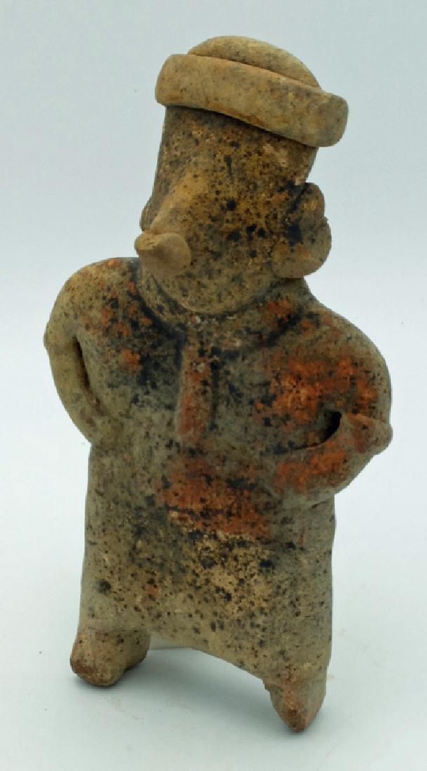 A fine Nayarit Ixtlan del Rio figure, West Mexico - 3