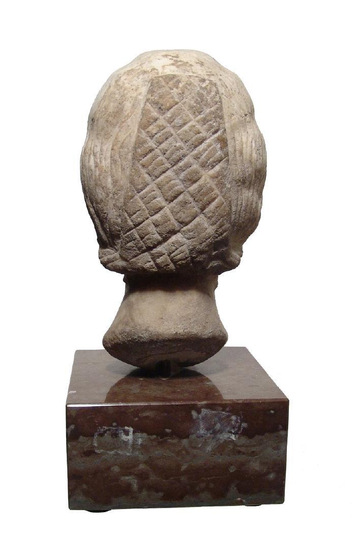 Pair of Roman Imperial portrait heads, Severan Dynasty - 11