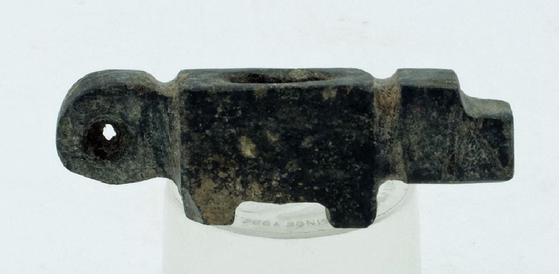 An excellent Valdivia stone mortar from Ecuador