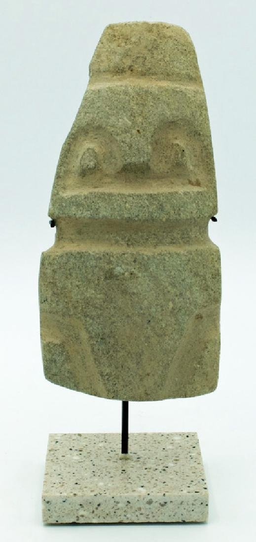 An excellent Valdivia stone carving from Ecuador