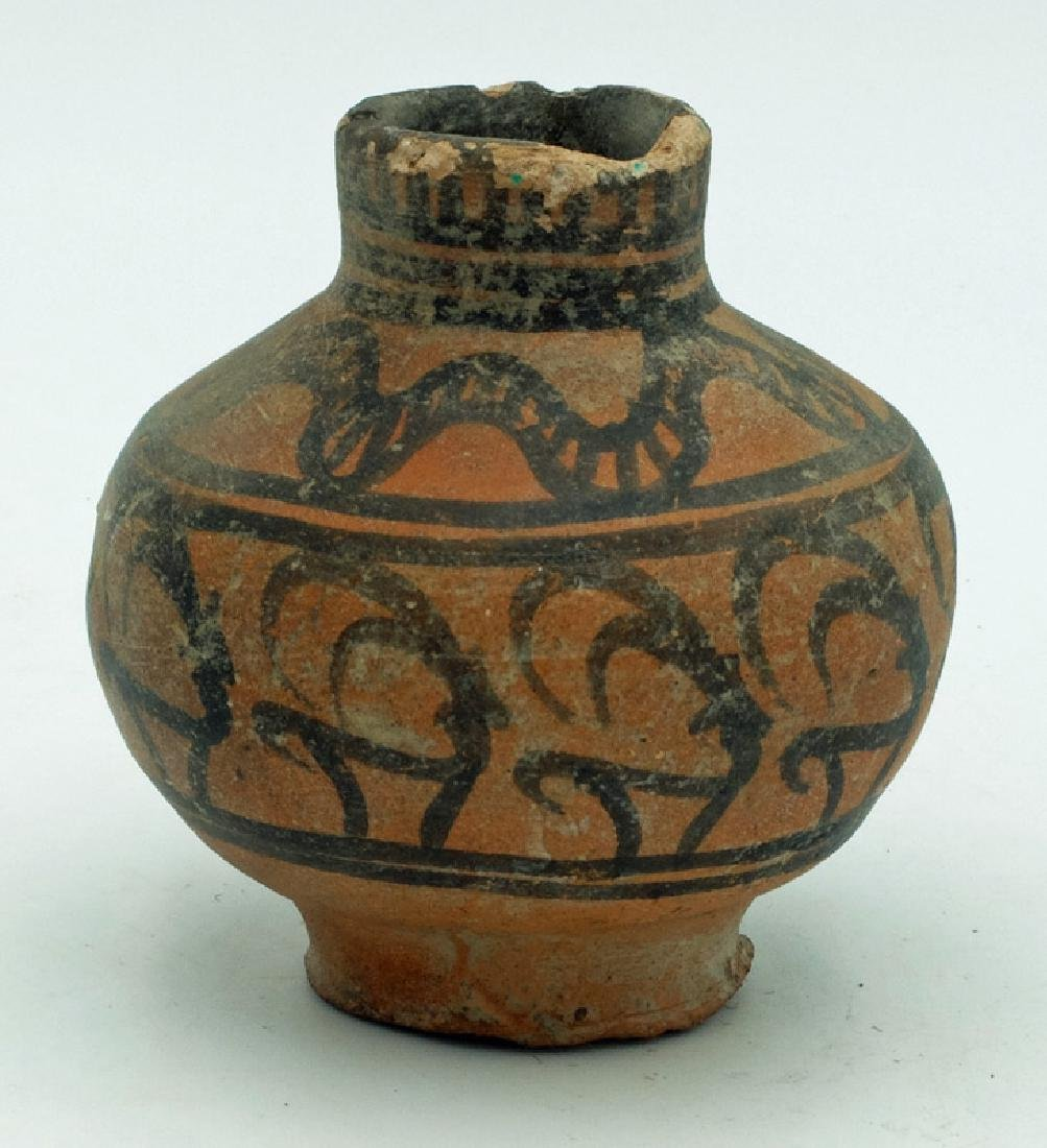 A choice Harappan jar from the northern Indus Valley