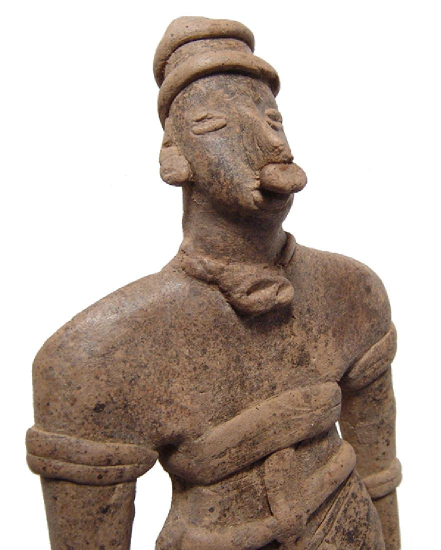 Colima standing figure of a ball player, West Mexico - 2