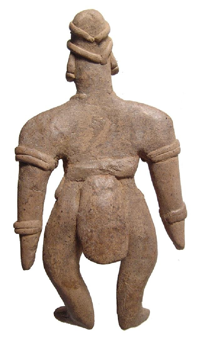 Colima standing figure of a ball player, West Mexico - 4