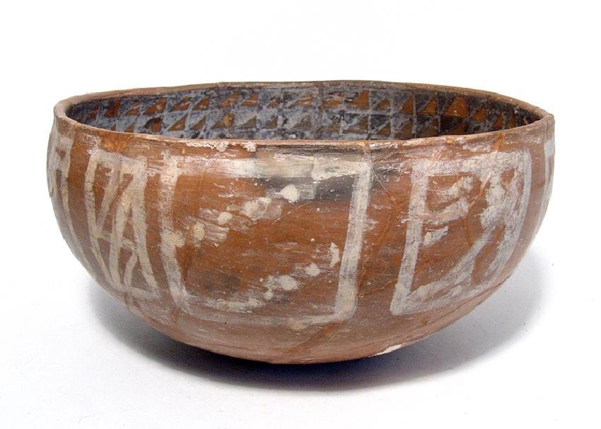 Large and well-preserved Pinedale bowl - 2