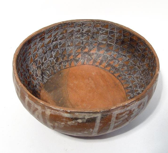 Large and well-preserved Pinedale bowl - 4