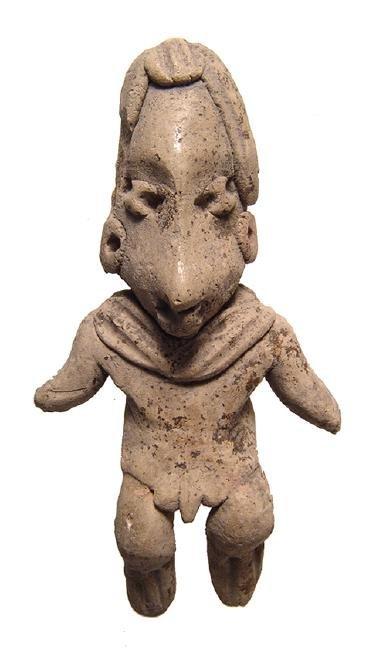 A nice Chupicuaro standing male figure, Mexico - 2