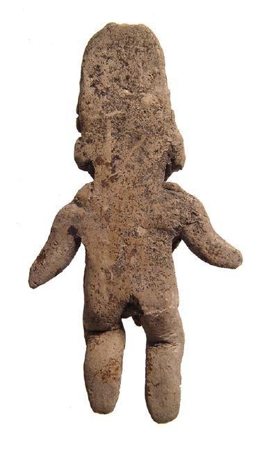 A nice Chupicuaro standing male figure, Mexico - 4