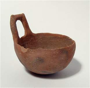 A nice Cypriot Bronze Age dipping cup