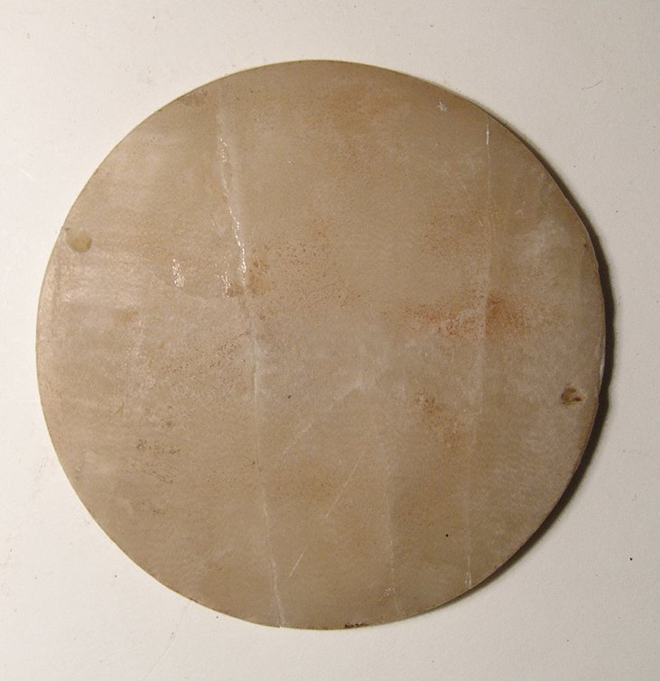 A choice Bronze Age lidded alabaster jar - 7