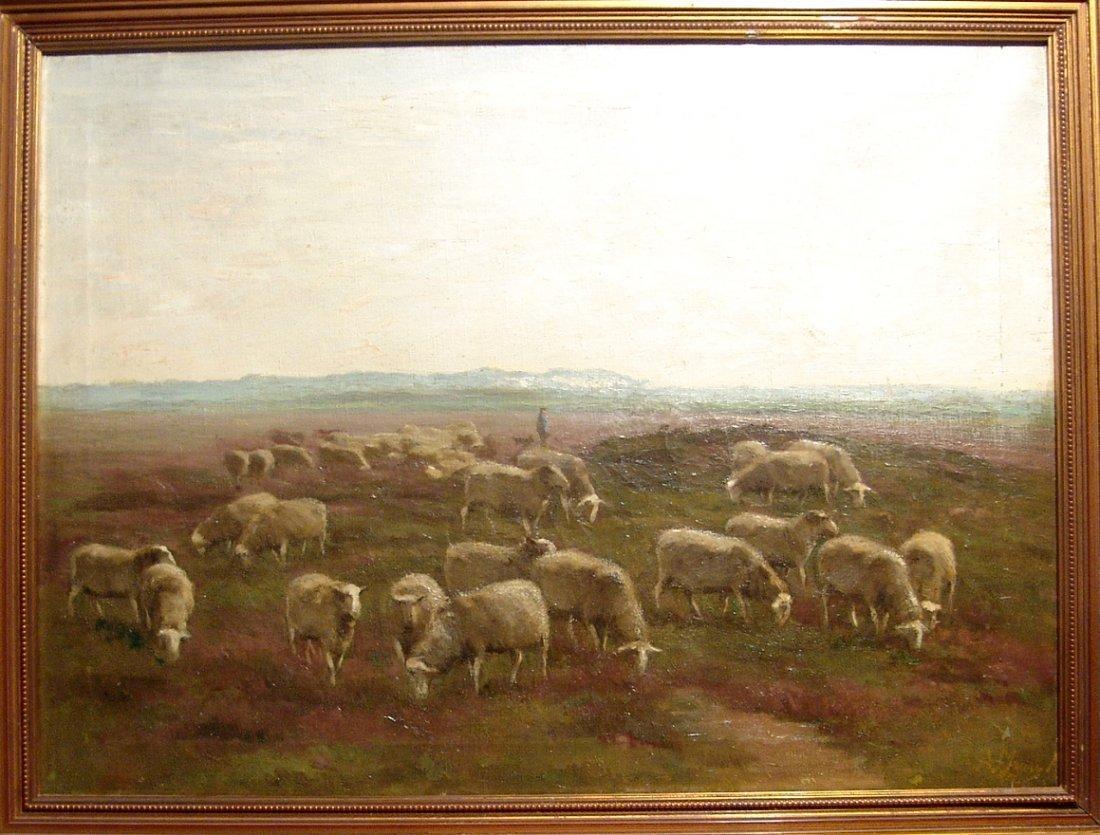 Anton (Anthonij) Mauve (Dutch, 1838 – 1888)