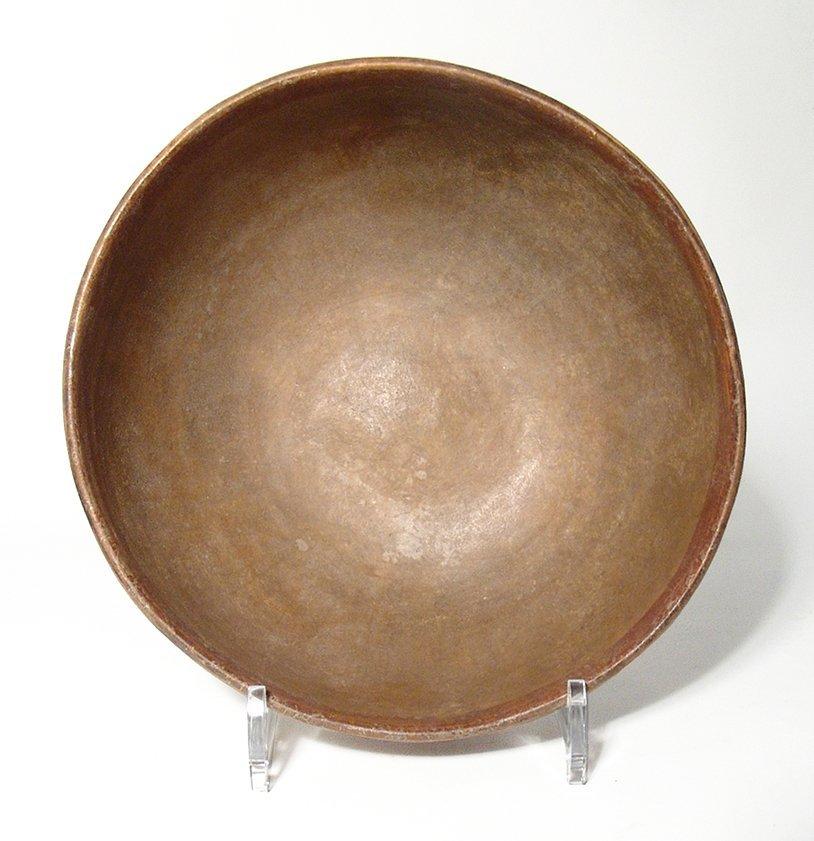 A lovely Cajamarca polychrome ceramic bowl - 5