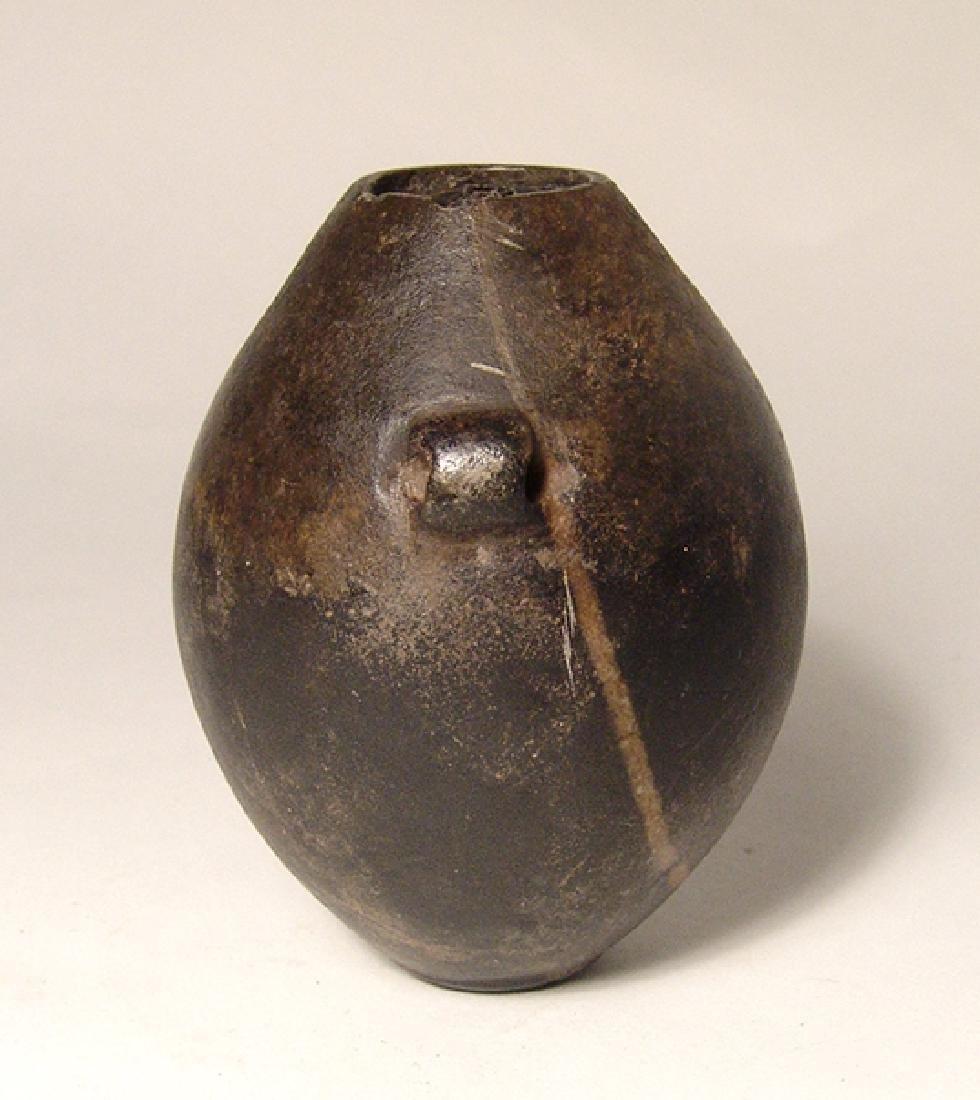 A fantastic Pre-Dynastic/Old Kingdom stone vessel - 4