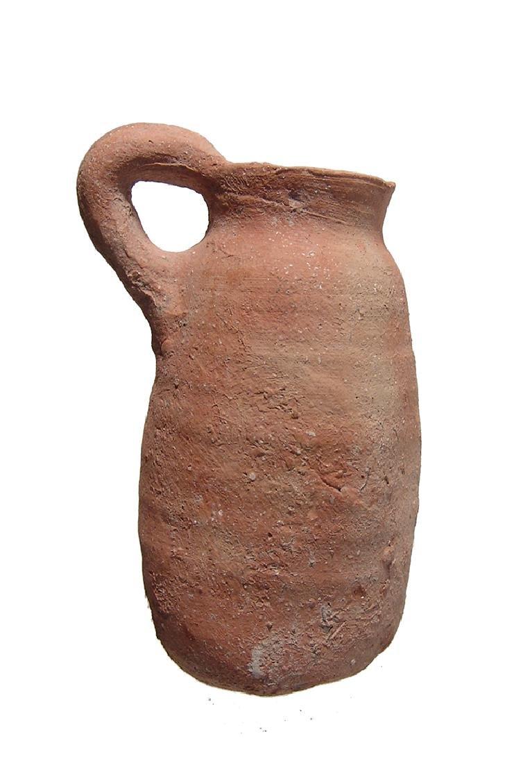 A nice Iron Age ceramic juglet