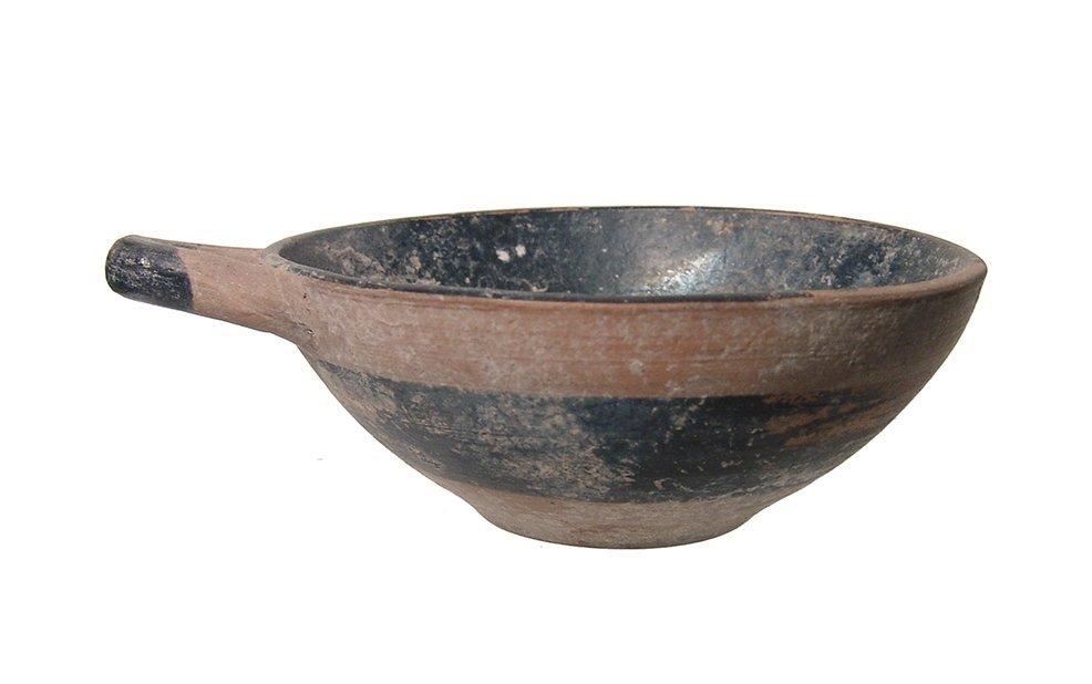 A lot of 4 Greek ceramic vessels - 3