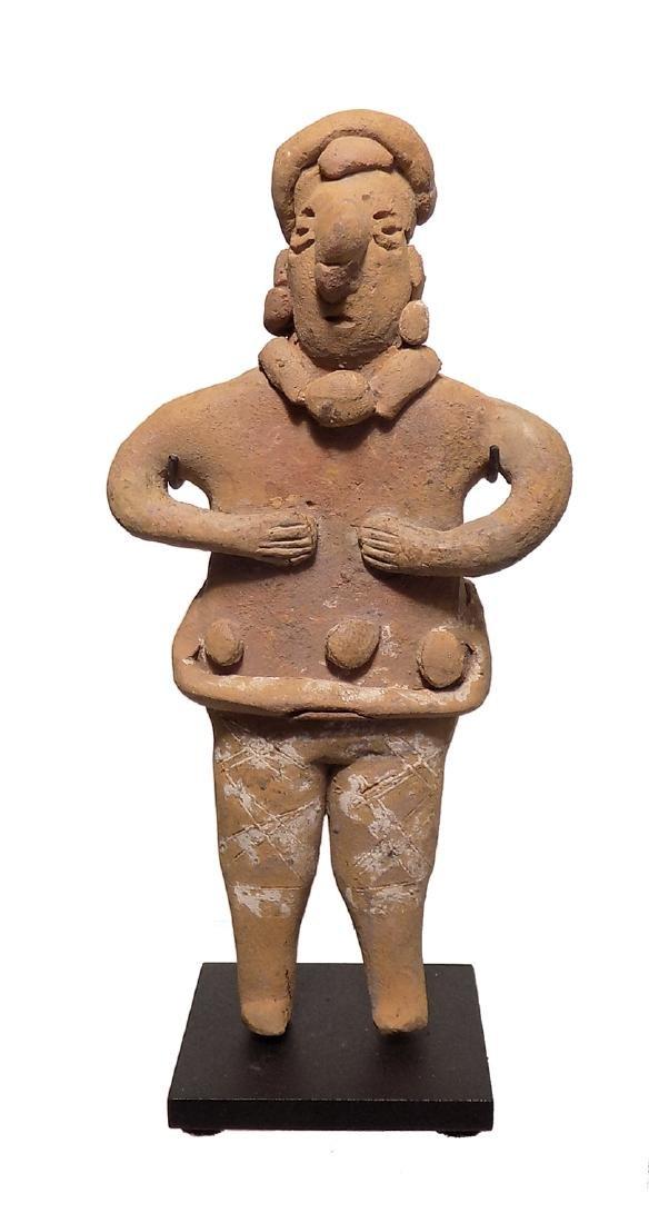 A nice Colima 'Autlan' type ceramic figure