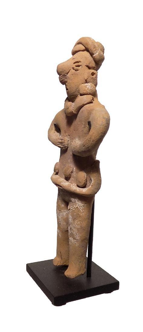 A nice Colima 'Autlan' type ceramic figure - 2