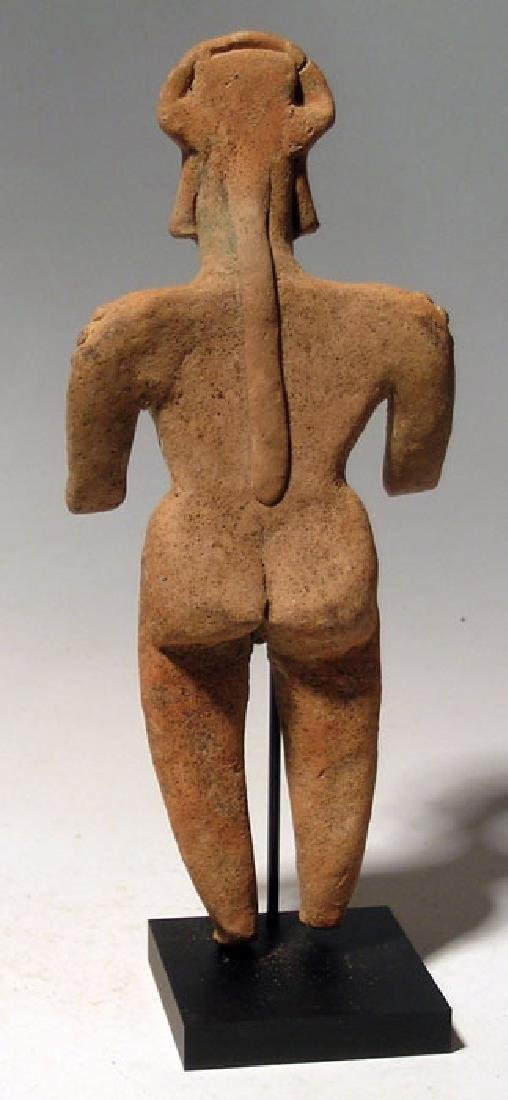 A large Colima female figure from West Mexico - 2