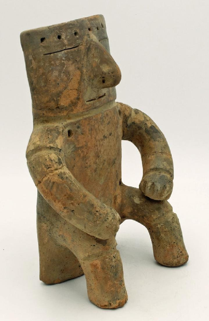 Quimbaya male figure from the Middle Cauca region - 2