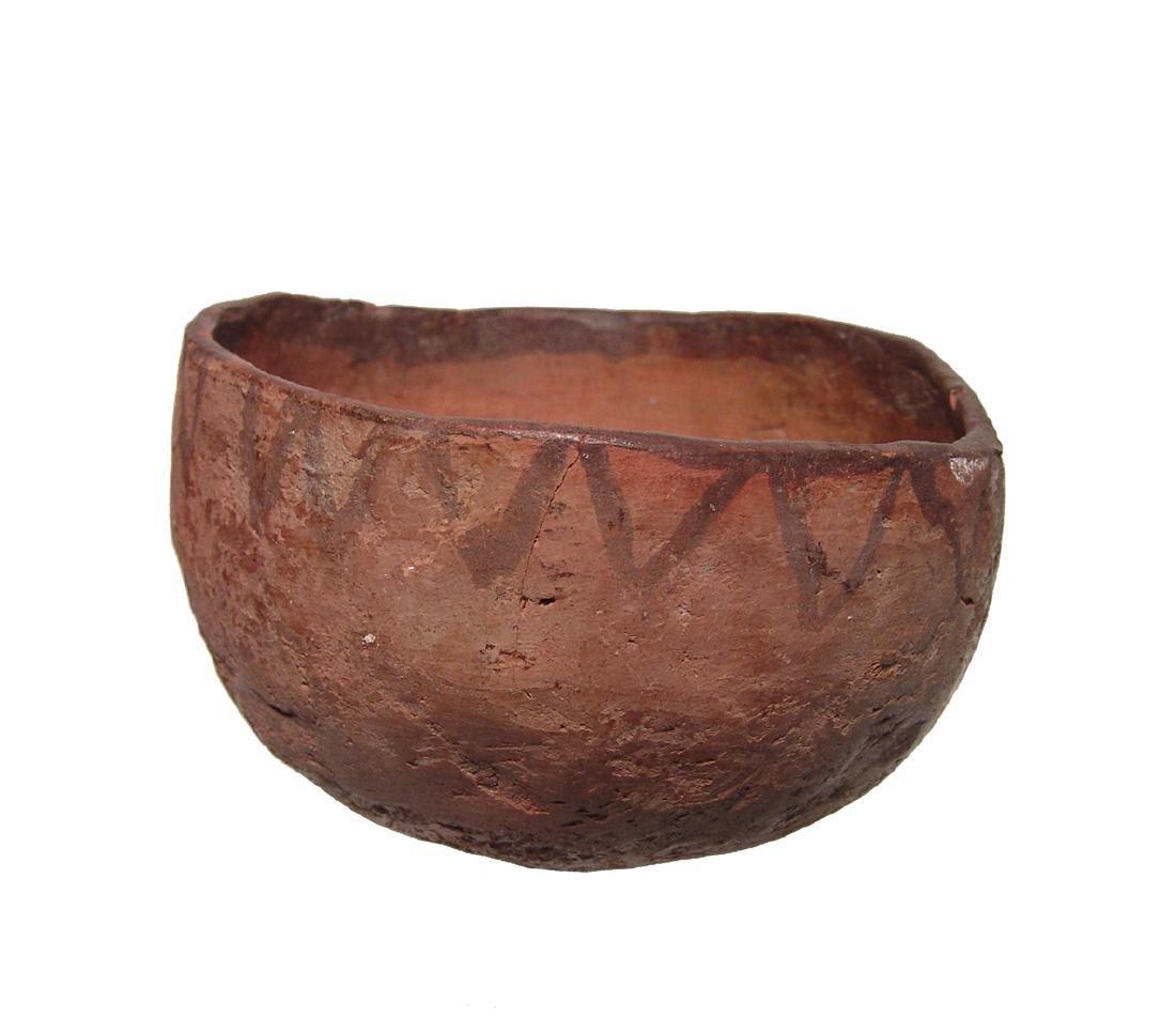 Native American ceramic bowl, American Southwest
