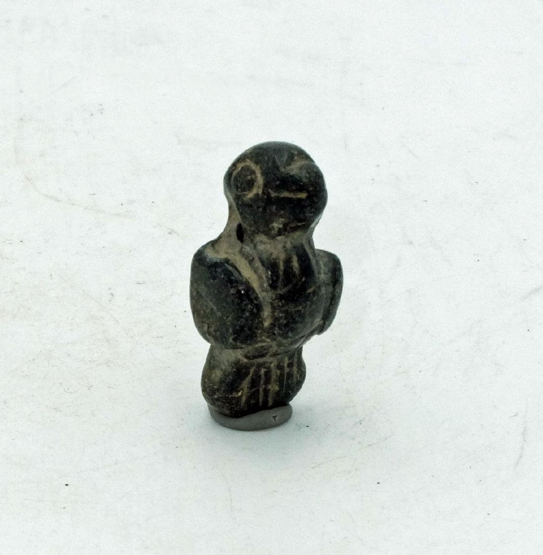 A choice Tairona avian pendant from Colombia