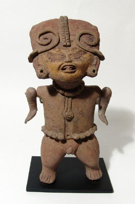 A fantastic Vera Cruz articulated figure, Mexico