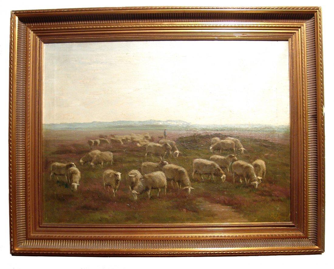 Anton (Anthonij) Mauve (Dutch, 1838 - 1888)