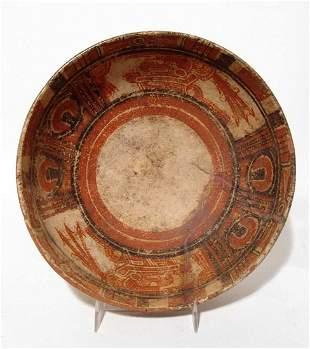 Nicoya polychrome bowl, Central Highland Pacific Slope