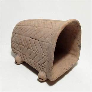 A Syro-Hittite votive covered wagon