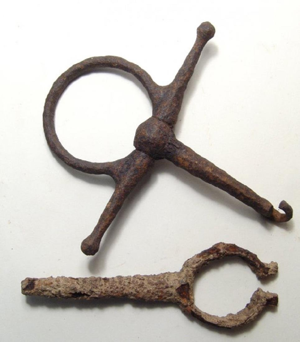 A great group of iron Civil War relics - 3