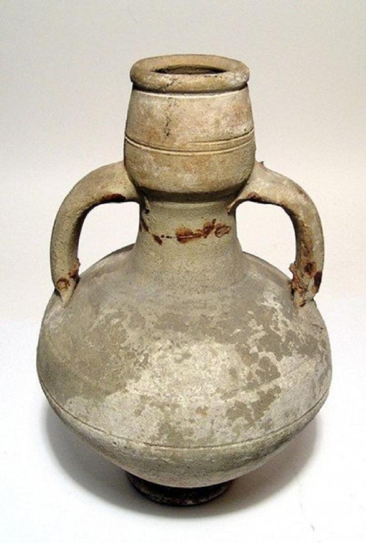 A nice grey-ware amphora, Eastern Mediterranean - 3